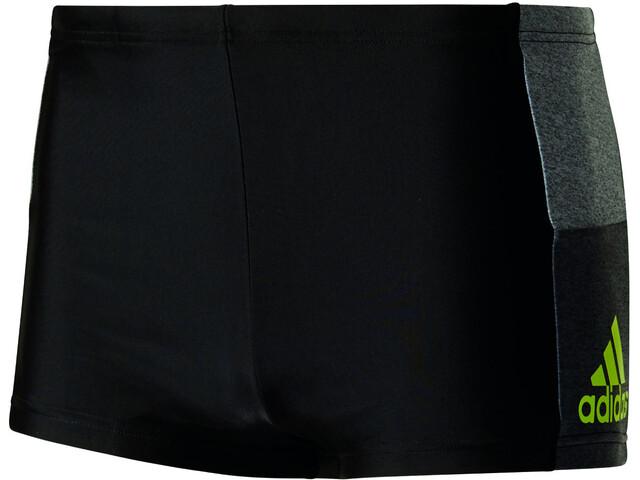 adidas Colourblock Badebukser Herrer grå/sort